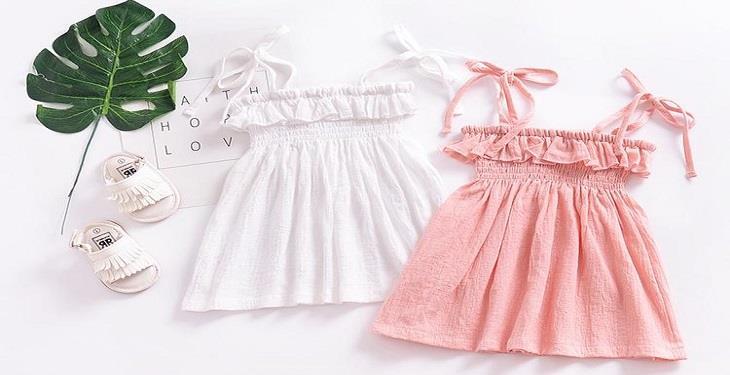لباس تابستانی مناسب دختربچه ها